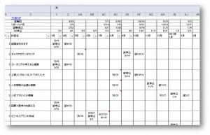 履修計画表