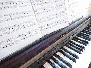 ピアノ発表会連弾